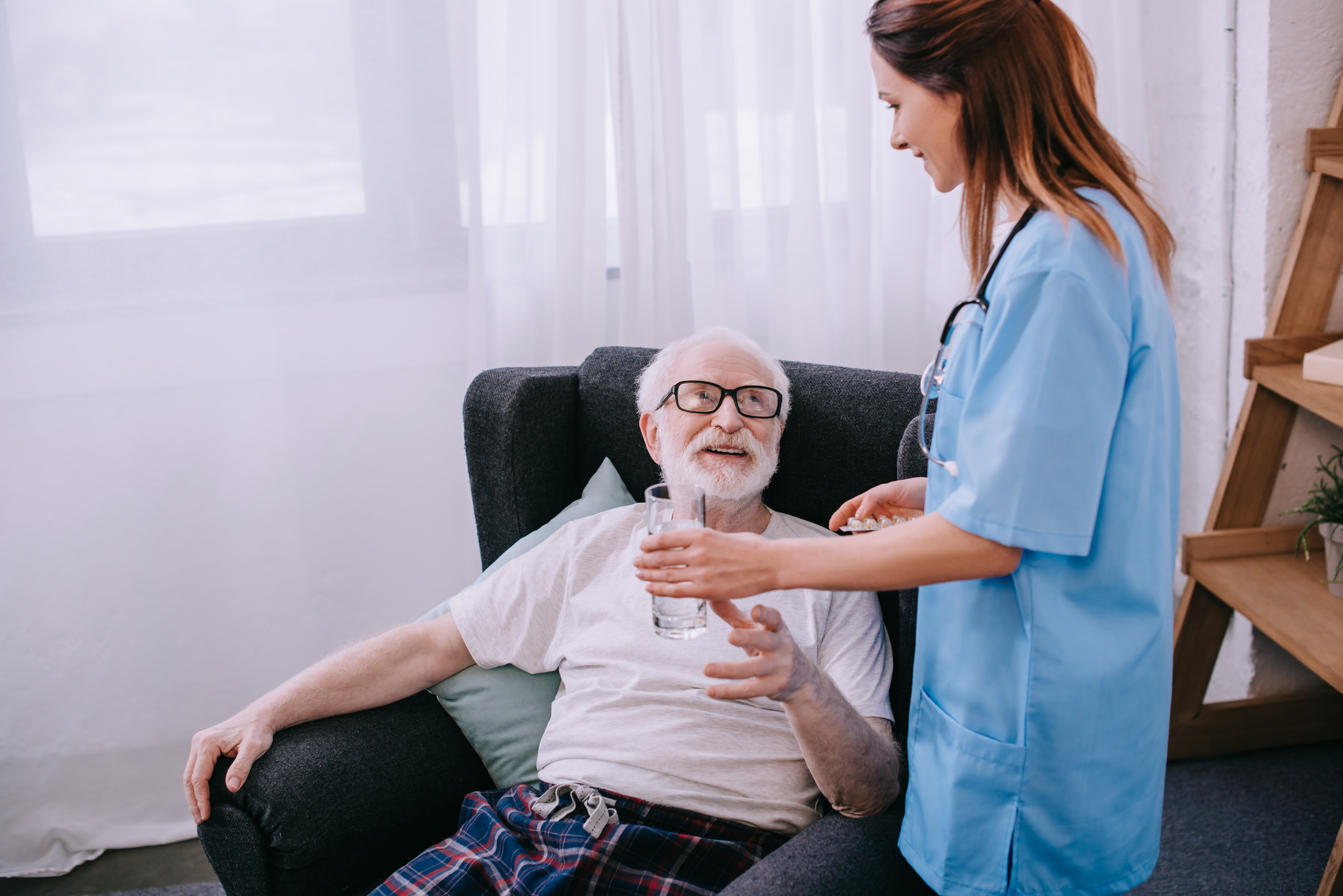 When to Seek Memory Care for an Older Adult with Dementia