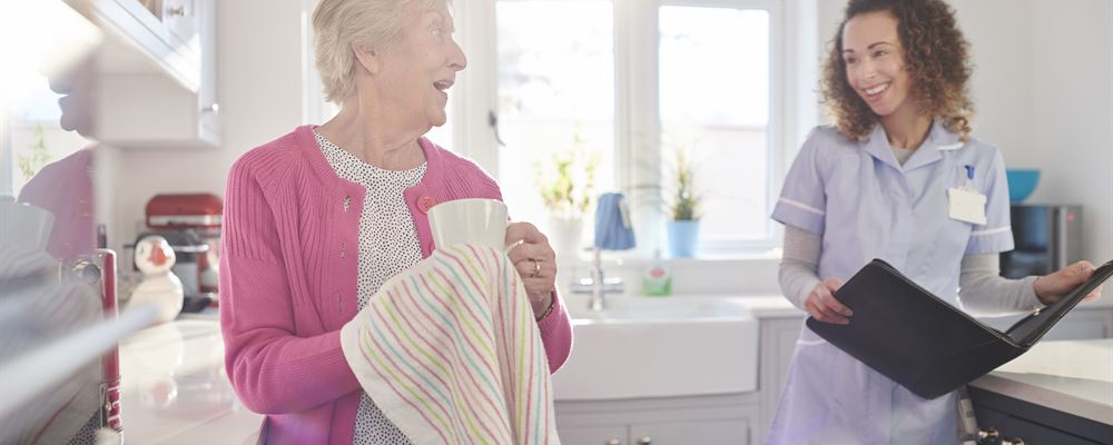 In-Home Care Northern Virginia