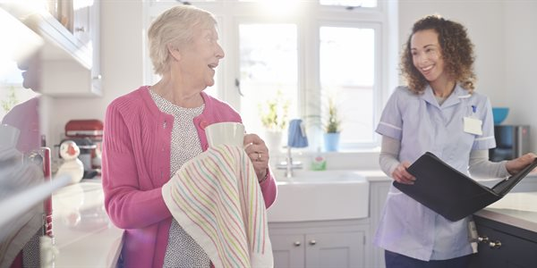 In-Home Care Information for Northern Virginia