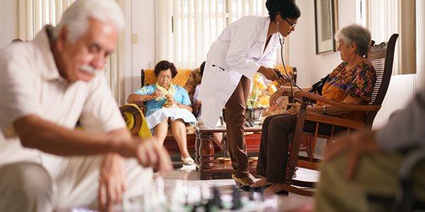 Nursing Home Information for Northern Virginia