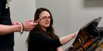 Group Classes at New York Vocal Coaching Cover