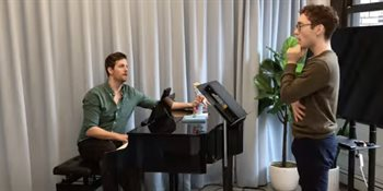 Inside the Studio: A Lesson with Andy King Cover