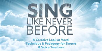 Sing Like Never Before Wins Gold! Cover